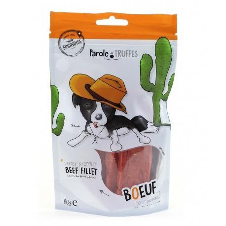 Friandises Beef Fillet - Filet de boeuf 80g