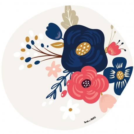 Set de table Fleurs